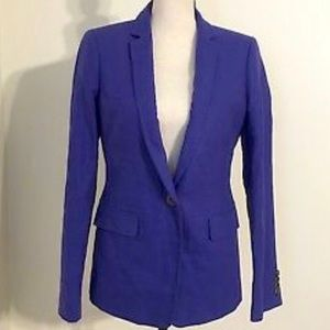 J Crew Regent blazer, wool, 00P